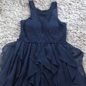 Beautiful blue speechless size 9 dress